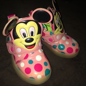 Shoes - Mickey Mouse Sneakers